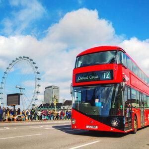 搭倫敦巴士來趟城市之旅吧!