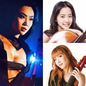 她和她的大提琴和她們的專輯 (更新)