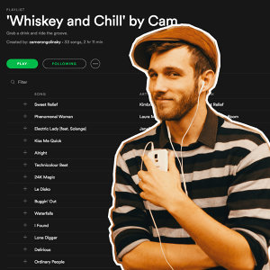 Whisky and Chill by Cam