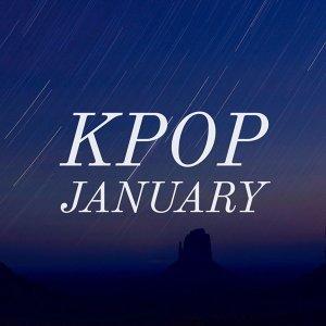 1月份 KPOP 冠軍歌曲是?