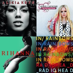 回到2007:十年前正夯的西洋歌曲