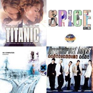 重返1997:這些西洋歌曲都20歲了!