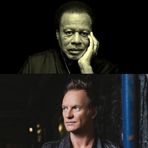 2017極地音樂獎得主:Wayne Shorter/Sting