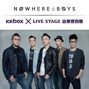 Nowhere Boys-KKBOX x LIVE STAGE音樂埋身聽預習
