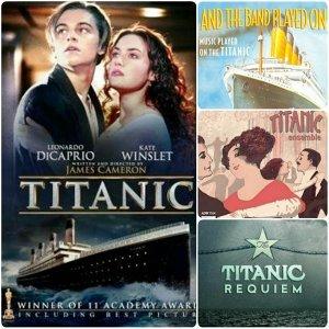 鐵達尼號電影20年 (古典/原聲)