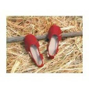 紅色的腳步