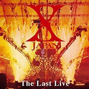 X JAPAN「THE LAST LIVE〜最後の夜〜」
