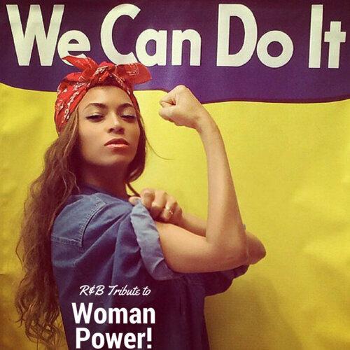 替女性們加油!給妳滿滿正能量!