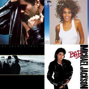回到1987年:30年前的歐美金曲