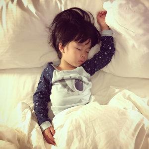 晚安我的寶貝,明天又是美好的一天