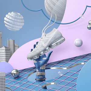 KISS MY AIRS:Air Vapormax X 未來實驗