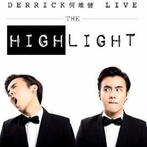 何維健 Live The Highlight 歌單