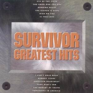 Survivor (生存者合唱團) - 熱門歌曲