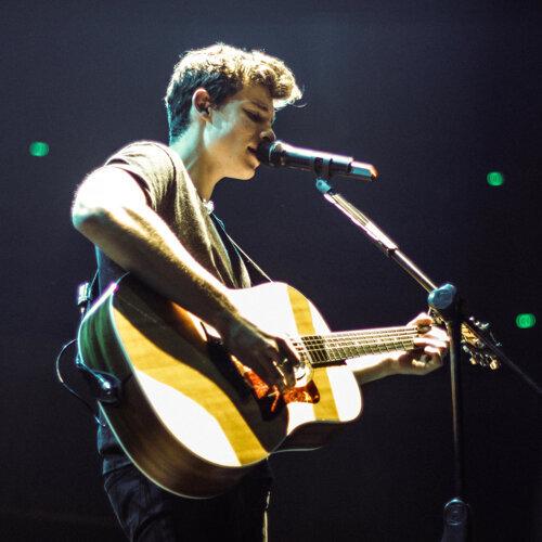 Shawn Mendes 馬尼拉演唱會歌單