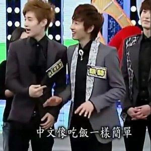 那些年,SJ唱過的中文流行歌