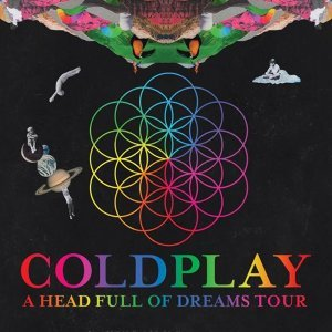 Coldplay - A Head Full of Dreams Tour in Asia