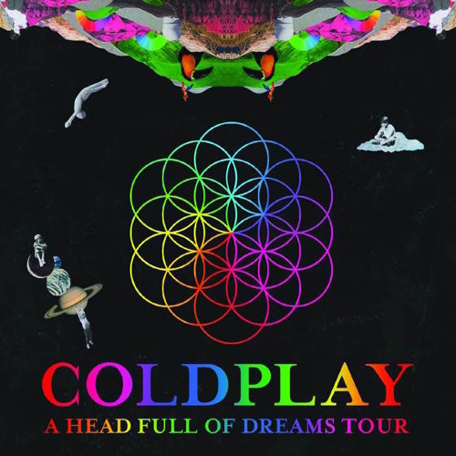 Coldplay A Head Full Of Dreams Tour 預習歌單