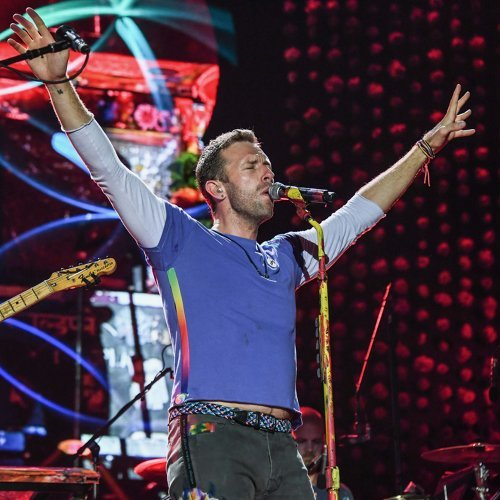 Coldplay 2017世界巡迴 台灣場歌單(Day1+Day2)