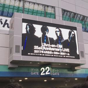 L'Arc~en~Ciel 25th L'Anniversary LIVE -Day 1-