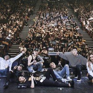 AOMG Concert 2017 Follow The Movement in Teipei