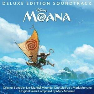 Various Artists - Moana (海洋奇緣) - OST電影原聲帶