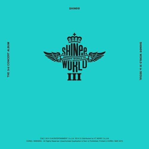 SHINee world V 預測歌單