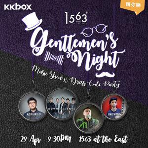 Gentlemen's Night - Music Show & Dress Up Party預習