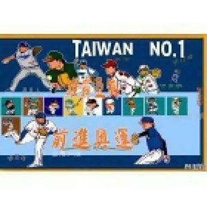 2008年奧運棒球 中華隊加油!