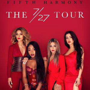 Fifth Harmony The 7/27 Tour in Kuala Lumpur