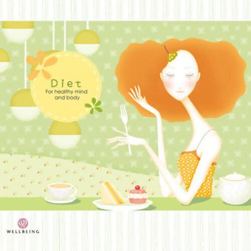 Della生活美學系列 - 輕盈美人 (for Diet)