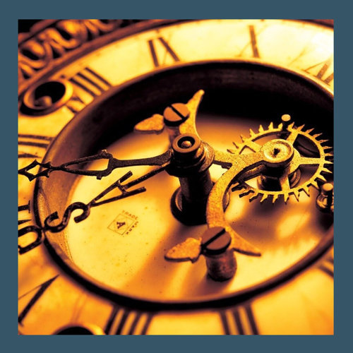 時間留下的不是遺憾  是成長