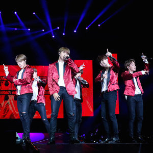 BTS防彈少年團香港演唱會2017