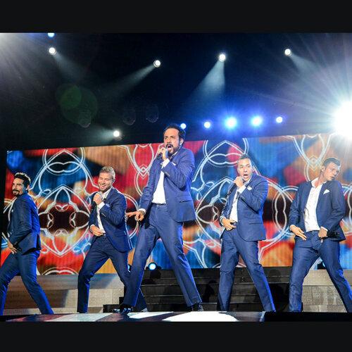 Backstreet Boys新好男孩台北演唱會