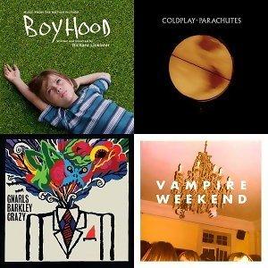 Boyhood: 年少時代電影原聲帶