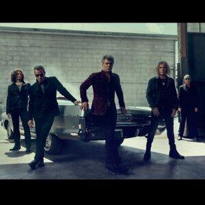 Bon Jovi 歴代の人気曲