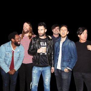 Maroon 5 歴代の人気曲