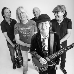 AC/DC 歴代の人気曲