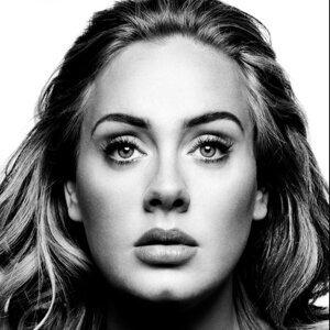 Adele 歴代の人気曲