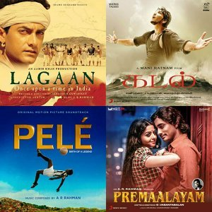 A.R. Rahman從印度驚艷世界的配樂家