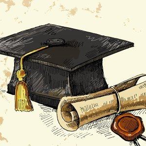 畢業快樂 我們會很想念你們的