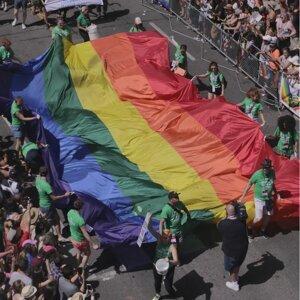 彩虹的驕傲 • 愛最大