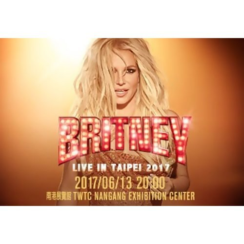 BRITNEY LIVE IN TAIPEI 2017