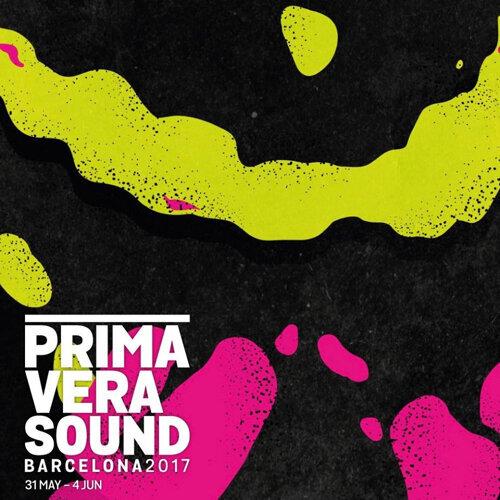 Primavera Sound 2017 音樂祭 表演精選