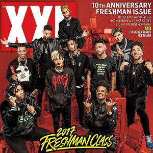 2017 XXL嘻哈雜誌十大新秀出爐