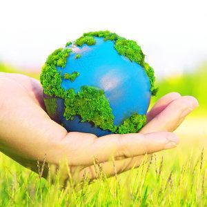自己地球自己救!