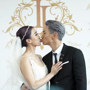 陳柏宇新婚快樂!