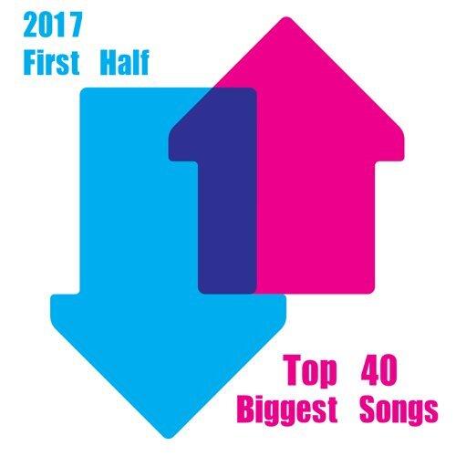 2017年英國金榜 上半年度Top40金曲