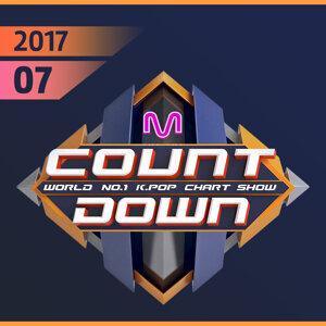 7月份韓國音樂節目熱門精選 (更新至7/20)
