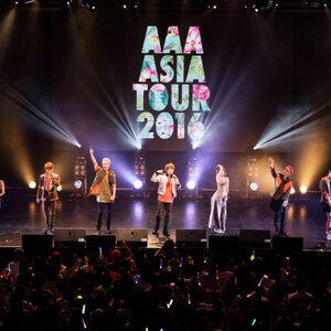 AAA ASIA TOUR 2016