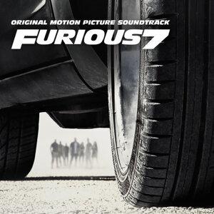 Wiz Khalifa (威茲哈利法) - Furious 7: Original Motion P
